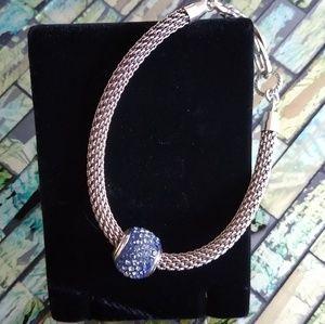Brighton Blue Bead bracelet